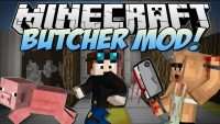 Fantastic Beasts and How to Eat Them minecraft mod logo