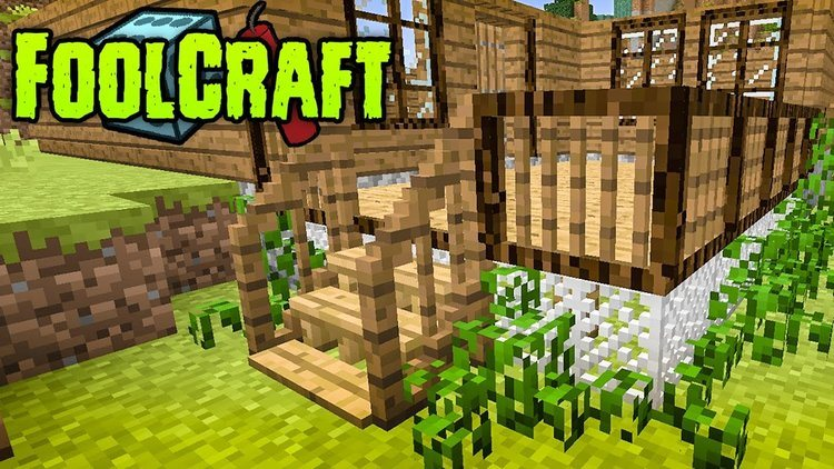 Fool Craft Minecraft
