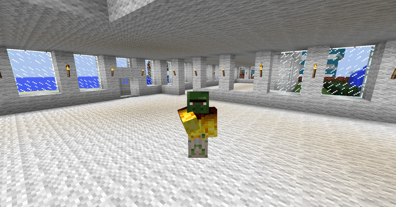 Mob Armors Mod for minecraft 01