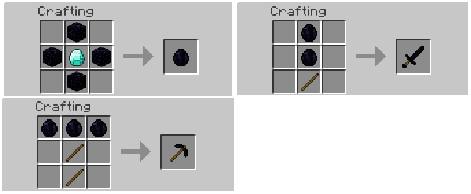 Obsidian Pack Plus mod for minecraft 03