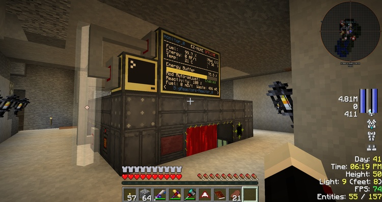 Space Astronomy Mod Pack for minecraft 01