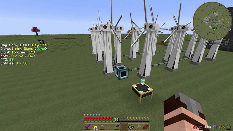 Space Astronomy Mod Pack for minecraft 02