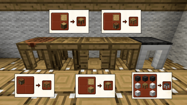 Tinkers' Construct Mod Crafting Recipe 2