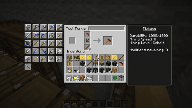 Tinkers' Construct Mod Crafting Recipe 6