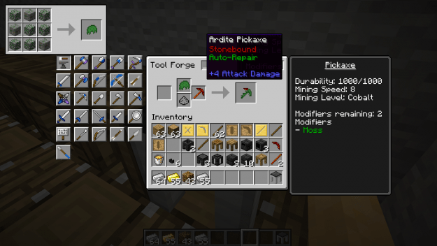 Tinkers' Construct Mod Crafting Recipe 7