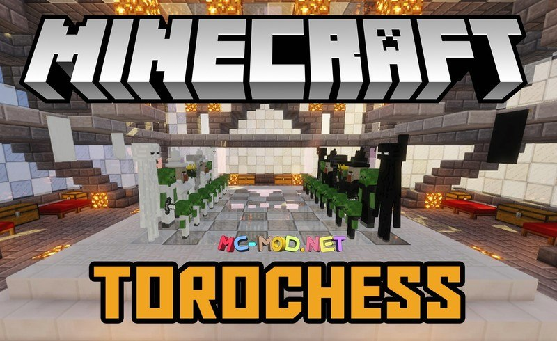 ToroChess Mod for minecraft logo