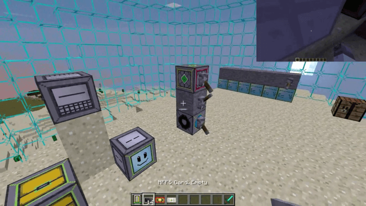 modular force field systems mod for minecraft 4