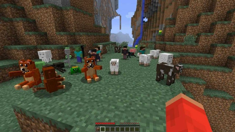 how to kill animals for food in minecraft