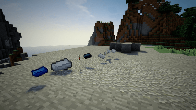 Dimensional Ores Mod for minecraft 4