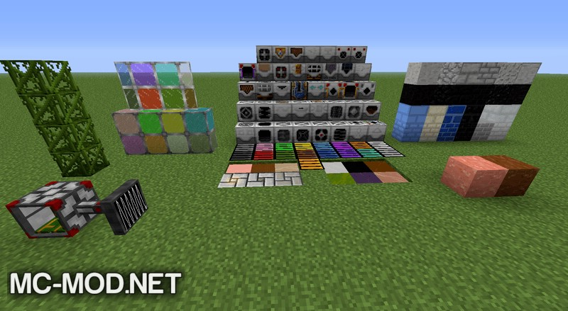 Industrial Foregoing mod for minecraft 04