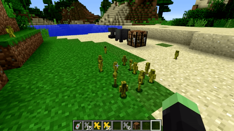 clay soldiers mod for minecraft 1