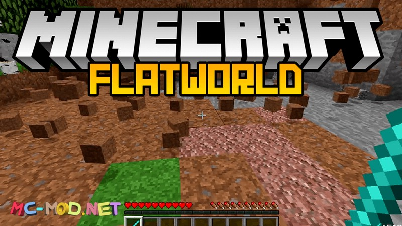 Flat world mod 11221112 for minecraft mc mod flatworld mod for minecraft logo gumiabroncs Gallery