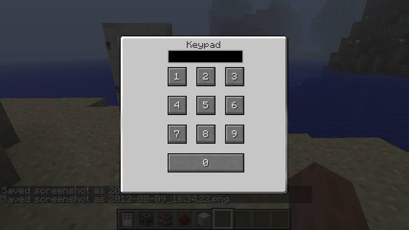 Security Craft Mod 1 12 2 1 11 2 For Minecraft Mc Mod Net