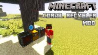 Corail Recycler Mod for Minecraft Logo