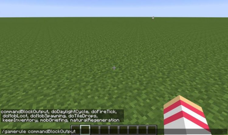 Global GameRules Mod for Minecraft 1