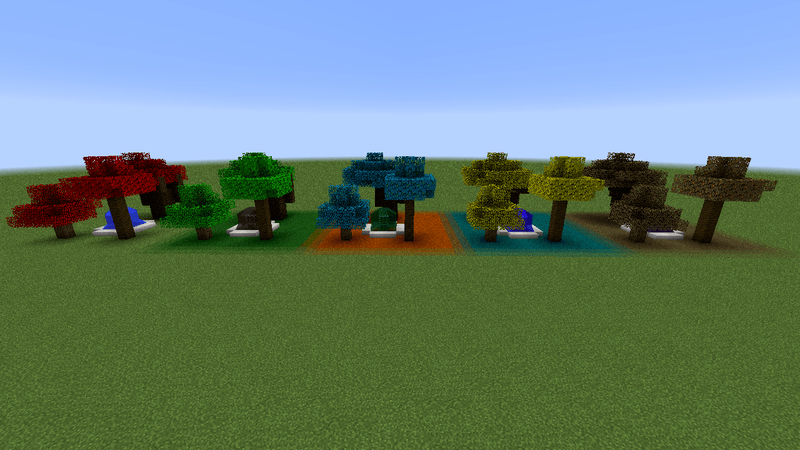 Just Enough Dimensions Mod for Minecraft 1