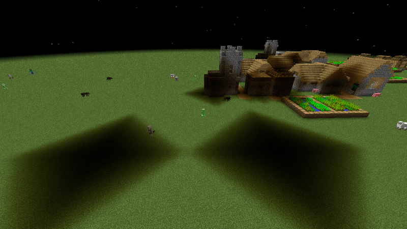 Just Enough Dimensions Mod for Minecraft 4