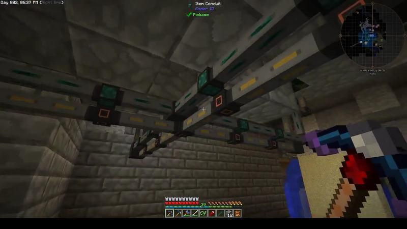 Modular Routers Mod for Minecraft 5
