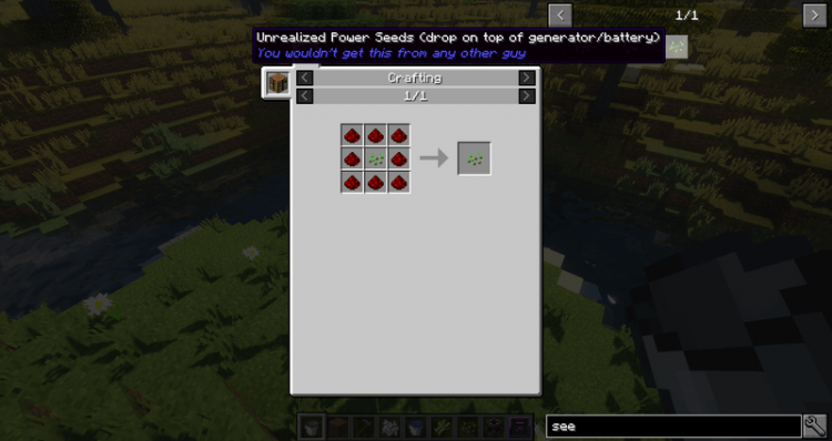 Power Crops mod for minecraft 07