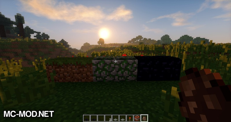 obsidian plates mod for minecraft 05