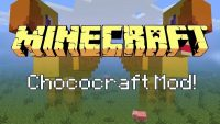 ChocoCraft Mod for Minecraft Logo
