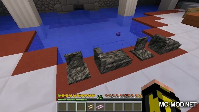 Corail Tombstone Mod for Minecraft 1