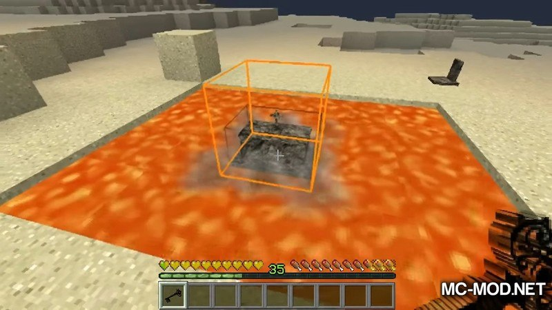 Corail Tombstone Mod for Minecraft 3