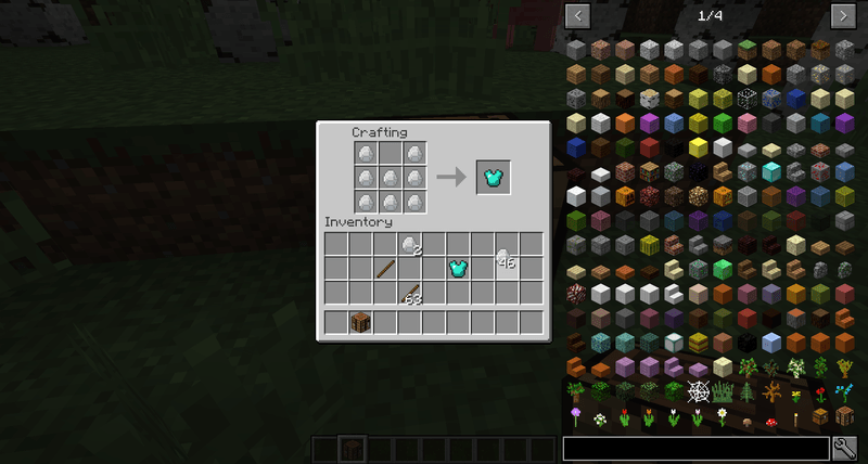 Artificial Diamonds Mod for Minecraft 3