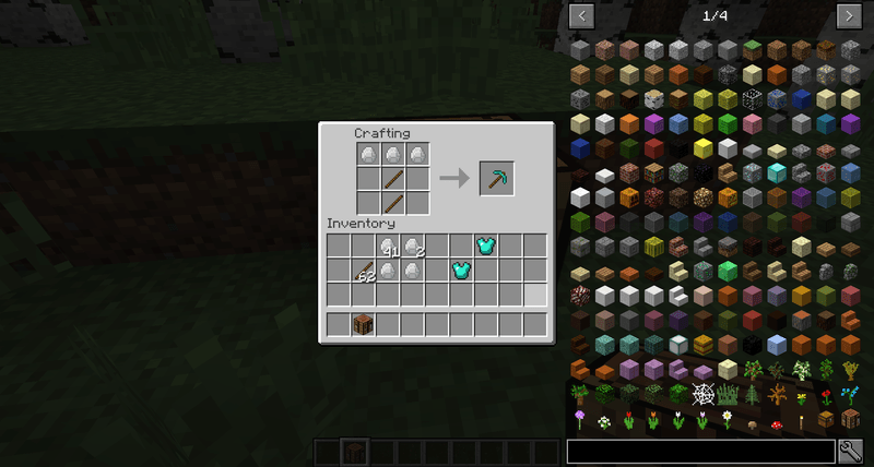 Artificial Diamonds Mod for Minecraft 4