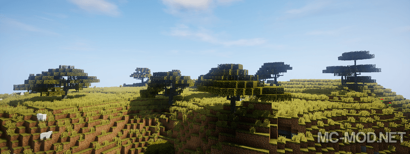 Dynamic Trees mod for minecraft 07