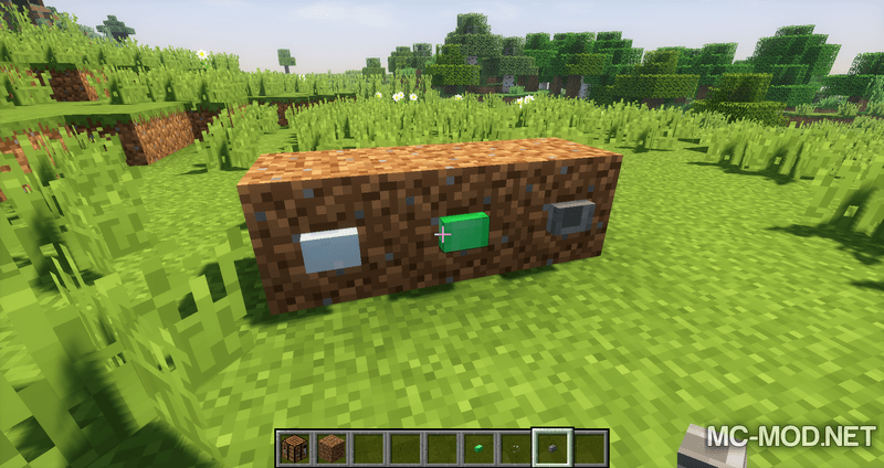 More Beautiful Buttons mod for minecraft 05
