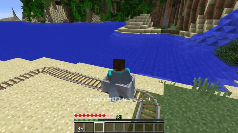 ThirdPerson Everything Mod for Minecraft 1