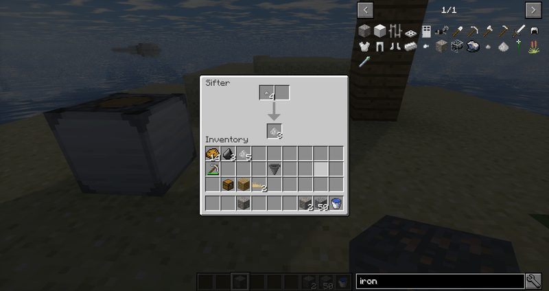 Harder ores mod for minecraft 03