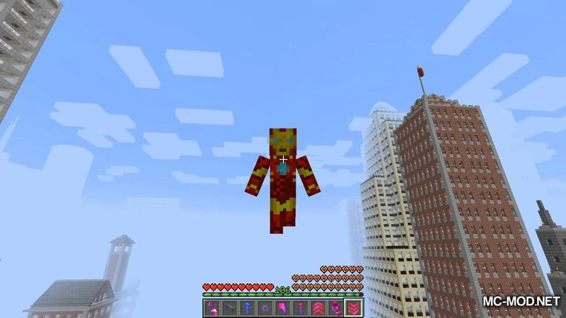 IronMan Mod for Minecraft 3