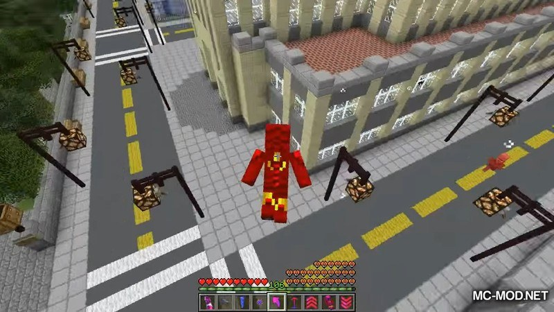 IronMan Mod for Minecraft 4