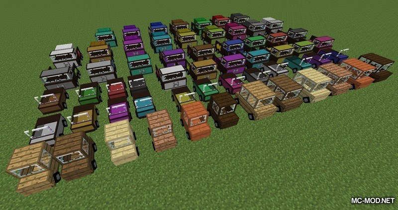 Ultimate Car Mod for Minecraft 1