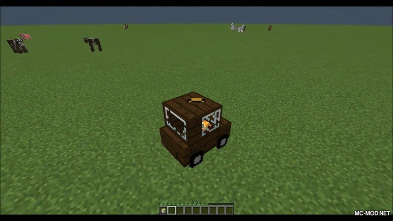 Ultimate Car Mod for Minecraft 2