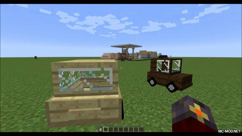 Ultimate Car Mod for Minecraft 6