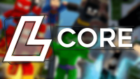 Lucraft Core mod for minecraft logo
