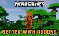 Better With Addons Mod for Minecraft logo