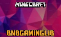 BnBGamingLib Mod for Minecraft Logo