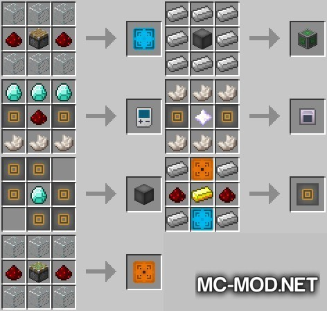 Compact Machines Mod for Minecraft 5