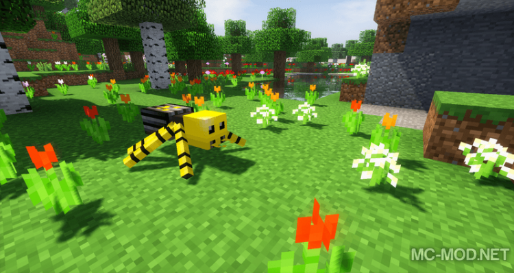 Extra Creatures mod for minecraft 02