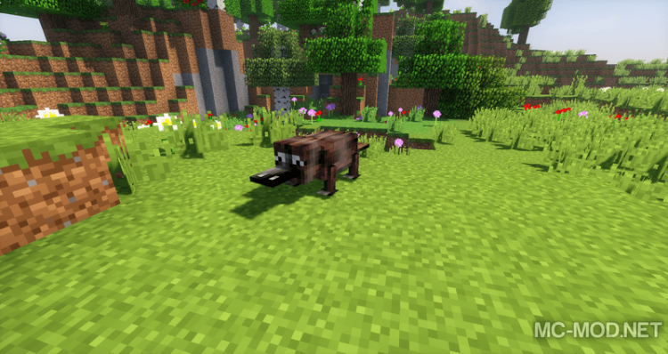 Extra Creatures mod for minecraft 03