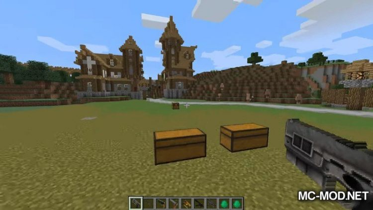 Fallout Mod for Minecraft 2