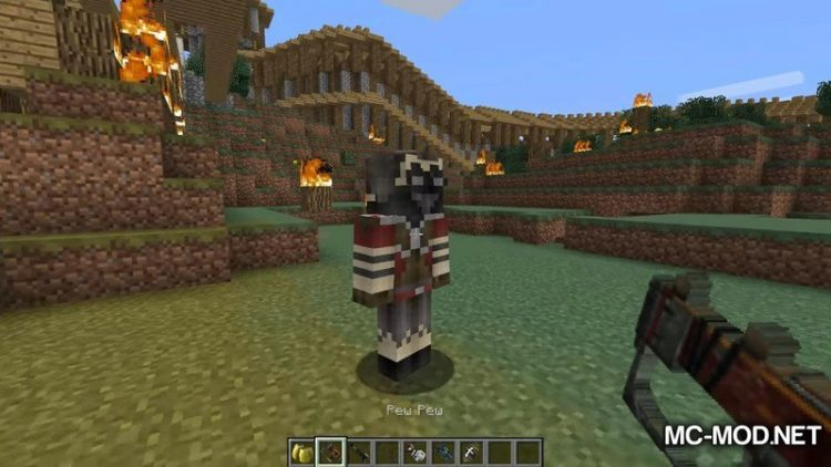 Fallout Mod for Minecraft 3