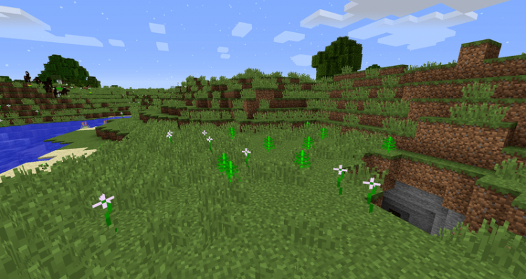 Flower Ores mod for minecraft 02