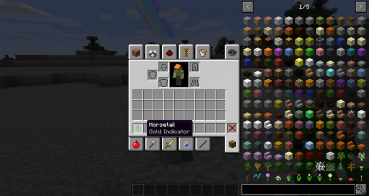 Flower Ores mod for minecraft 05