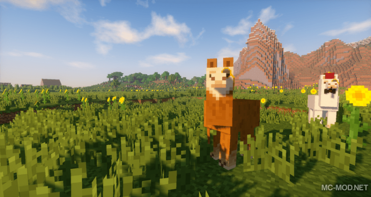 Better than llamas mod for minecraft 04