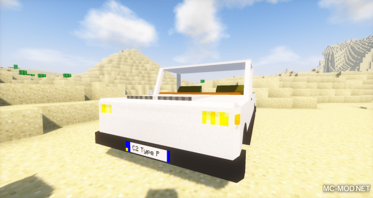 Fexs Vehicle and Transportation Mod for minecraft 09